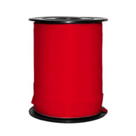 1 x Krullint 5 mm x 500 mtr., rood
