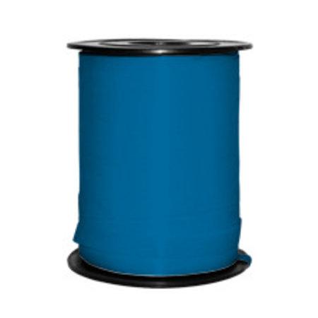 1 x Krullint 5 mm x 500 mtr., donkerblauw