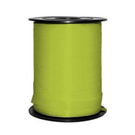 1 x Krullint 5 mm x 500 mtr., lime