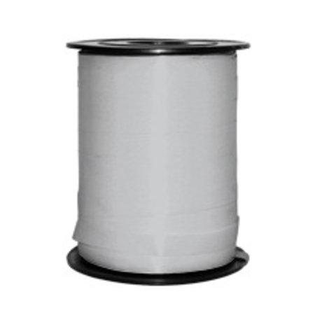 1 x Krullint 5 mm x 500 mtr., kleur wit