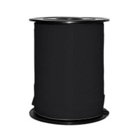 1 x Krullint 5 mm x 500 mtr., zwart