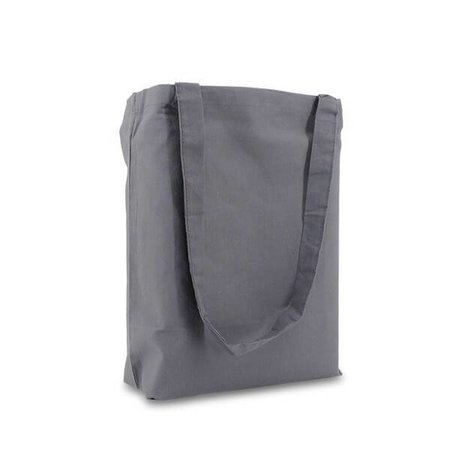 250 x Katoenen tassen 38 x 42 cm., Grijs