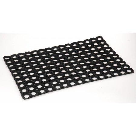 deurmat rubber, 40 x 60 cm.