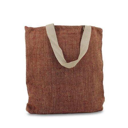 50 x Juca bags 45 x 45 + 2 x 3 cm., rood