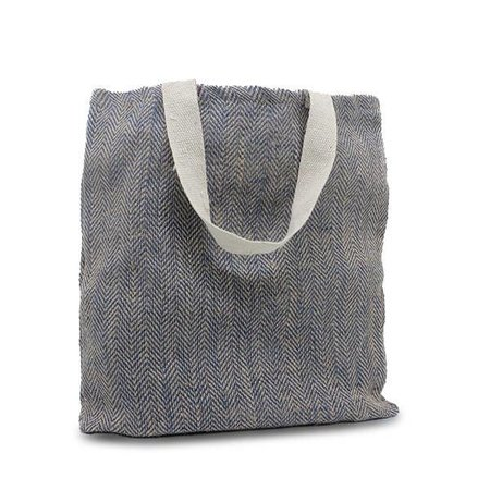 50 x Juca bags 45 x 45 + 2 x 3 cm., donkerblauw