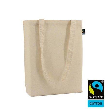 250 x Fairtrade Katoenen Tas 38 x 42 cm