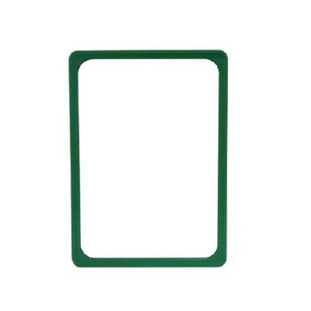 Prijskaartramen - A4 leverbaar in 8 kleuren