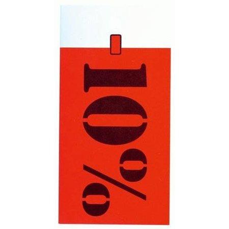 250 x Hangetiket -10%