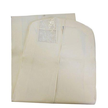 Luxe non woven bruids kledinghoes, 65 x180 cm