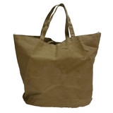50 x Denim beach bags - Bruin