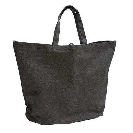 50 x Denim beach bags - Grijs