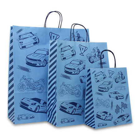 Papieren tas - Stoer