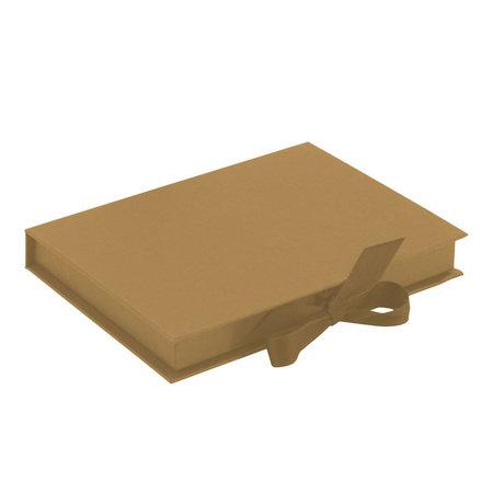 25 x Giftcard doosjes - Zwart - Bruin - Wit