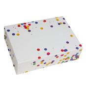 25 x Magneetdozen Confetti