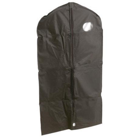 10 x Kleidersack 60 x 100cm, schwarz, Polyester