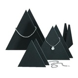 Ketten Display Dreieck Groß 3-Teilig