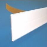 Scannerprofile transparent für Etikett 18mm hoch, Länge 100cm.