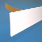 Scannerprofile weiß für Etikett 18mm hoch, 100cm