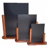 Kreide-Tischständer klein