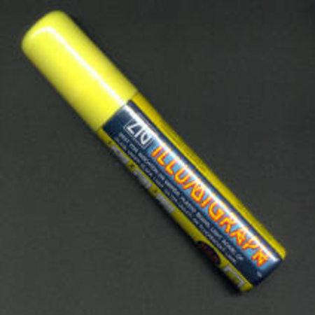 ZIG Illumigraph PMA-720 Kreidestift breit gelb
