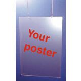 Preiskartenhülle 50x70 cm vertikal