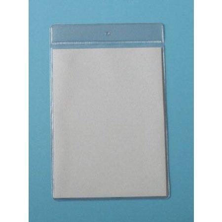 Preiskartenhülle 100 Stck. für Preiskarten 100x105mm