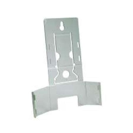 Zusammenklappbare Prospektbox, transparent, A5