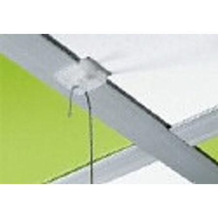 Deckenabhängung, Kunststoff, VE 100 Stück