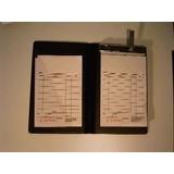 Umschlag / Hülle für Kassenblocks 10x15cm