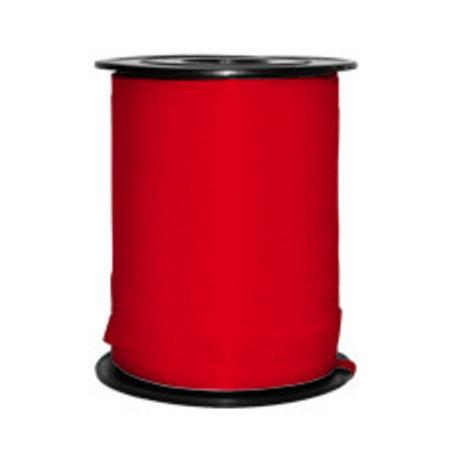 1 x Kräuselband 5 mm x 500 mtr., rot