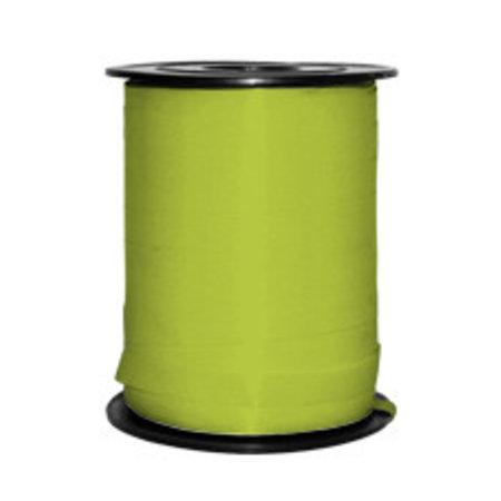 1 x Kräuselband 5 mm x 500 mtr., lime
