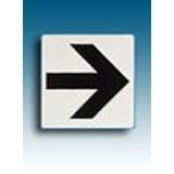 Piktogramm Pfeil horizontal/vertikal