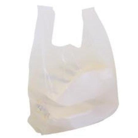 300 x Hemdchentragetaschen 50 + 30 x 85 cm., weiß
