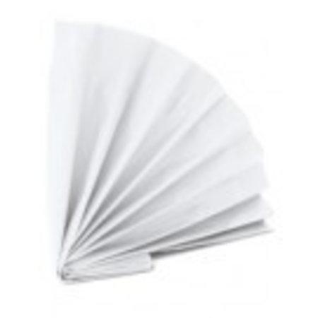 500 x Seidenpapier weiss, 25 x 35 cm.