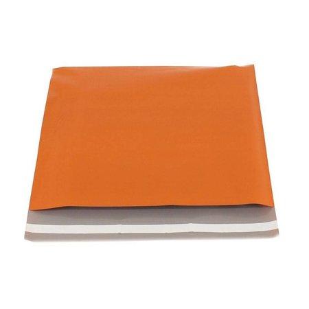 250 x Versandumschläge 50 x 46 cm. + 6,5 cm., außen orange