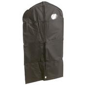 Kleidersack 60 x 130cm, schwarz, Polyester
