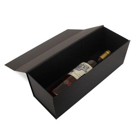 25 x Luxus Weinkarton mit Magnetverschluß
