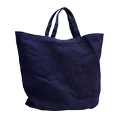 50 x Denim Beach Bags - blau