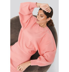 NA-KD NA-KD Cropped knitted sweater