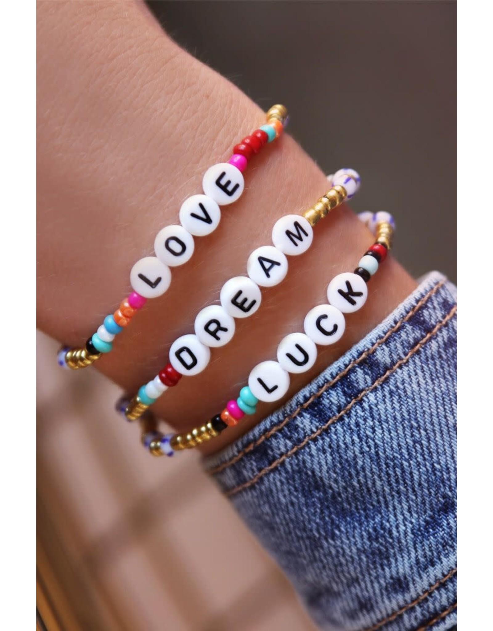 My Jewellery Armbandje kralen & dream