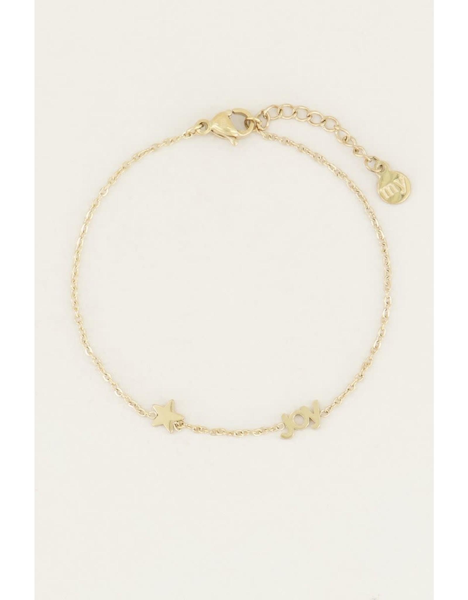 My Jewellery Joy armband met ster