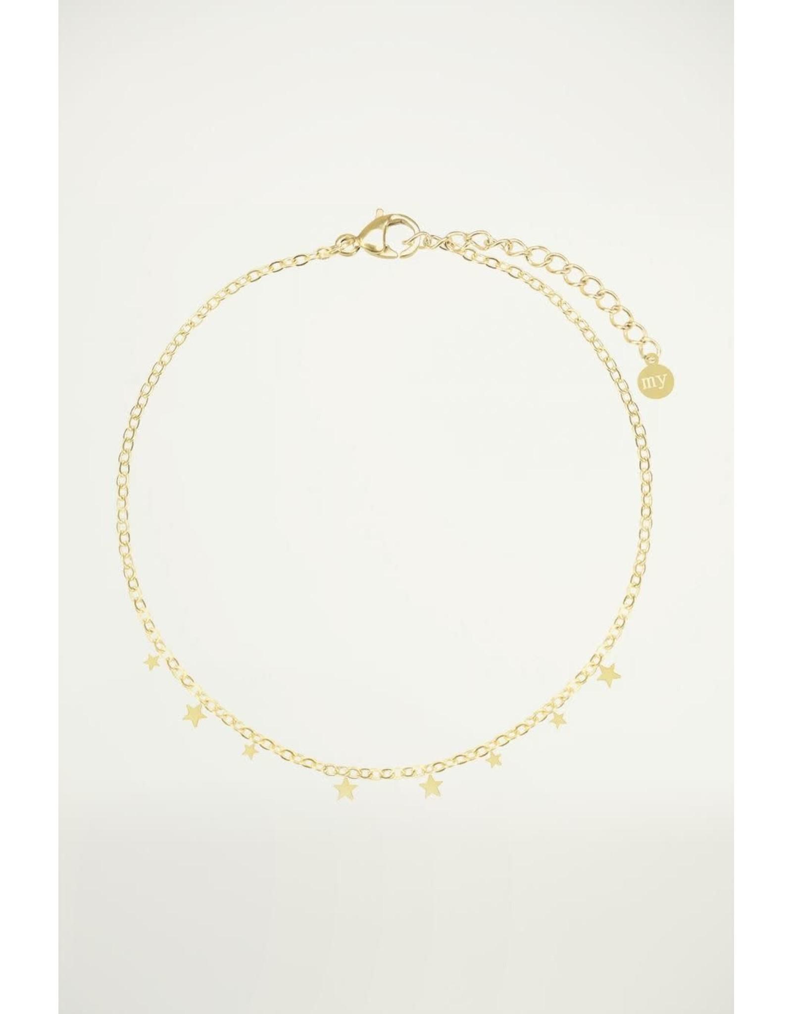 My Jewellery Armband kleine sterretjes
