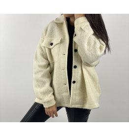 Sense Jacket off white