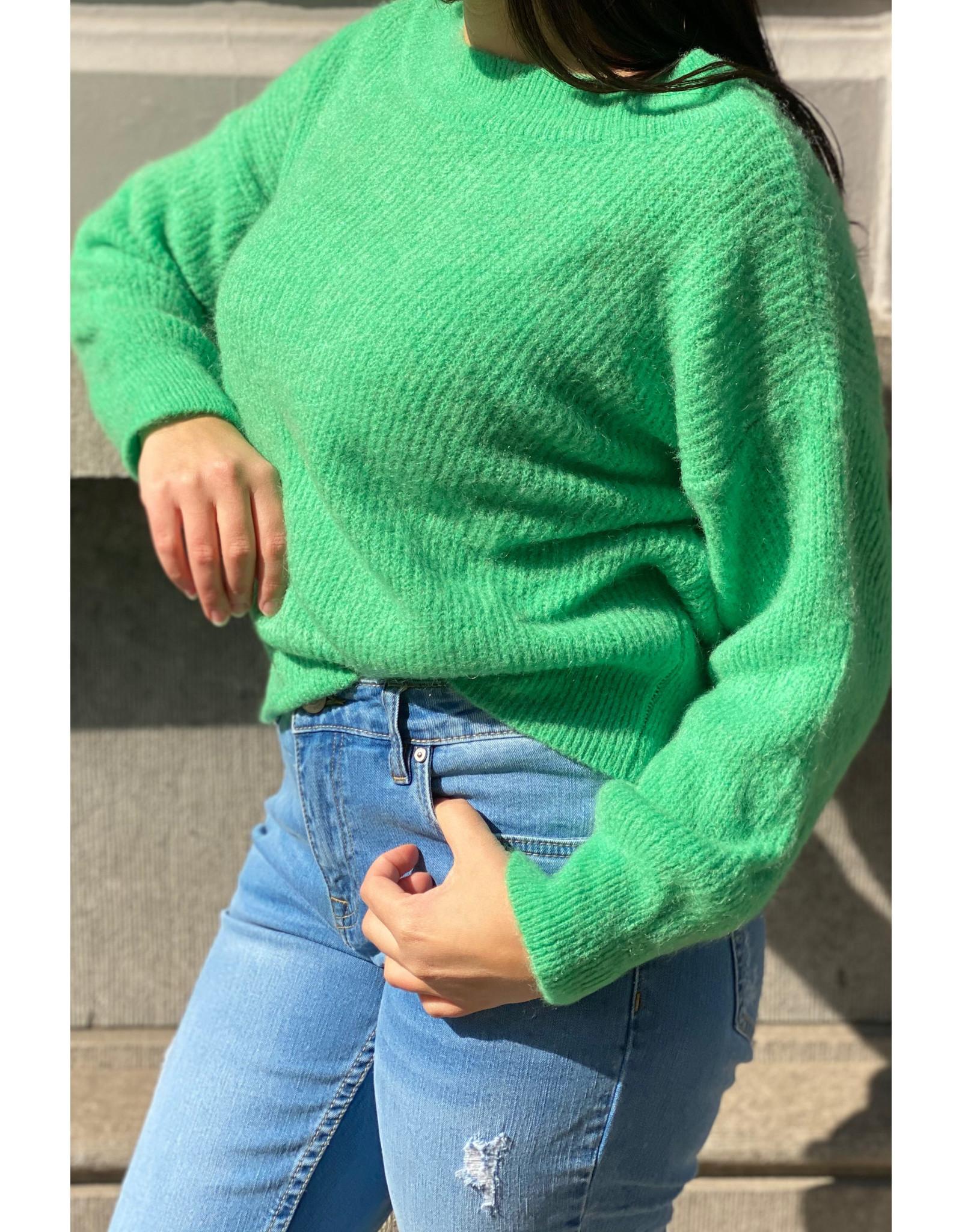she's milano She's Milano x sweetheart round green