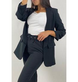Classic blazer black