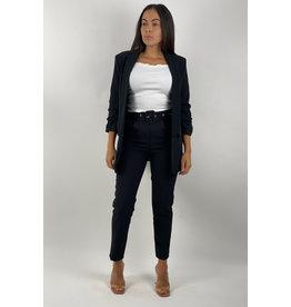 Classic belt trouser black