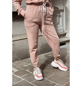 Comfy wear broek roze