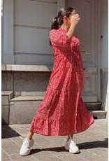Kilky Red Flowerdress