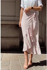 Eight Paris Romantic Pink Skirt