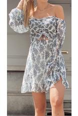 Eight Paris Bohemian White Skirt